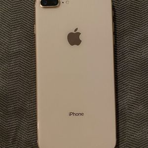 Iphone 8 Plus 64 Gb/ Works With T-Mobile Network Only! for Sale in Canton, MI