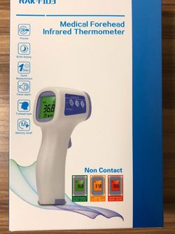 Thermometer Digital Non-Contact Thermometer Brand New for Sale in Los Angeles,  CA