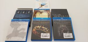 BLURAY GAME OF THRONES COMPLETE SEASON 1-7 for Sale in Norcross, GA