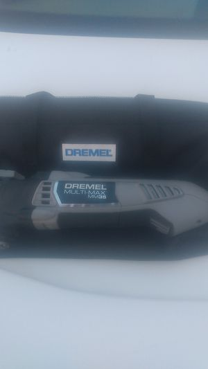 Dremel multi max 35mm for Sale in Tracy, CA