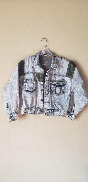 Bonjour Denim Jacket for Sale in Calvin, WV