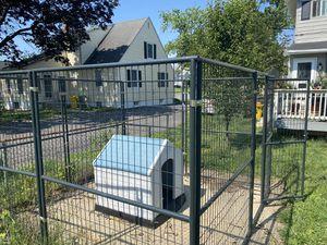 Heavy Duty Dog Kennel 6x10x10 Tarter Farm and Ranch Equipment for Sale in Brooklyn Park, MD