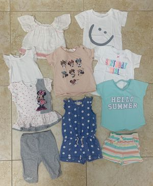 Girl Clothes Sizes 12 - 24 Months (32 Pieces) for Sale in Miami, FL