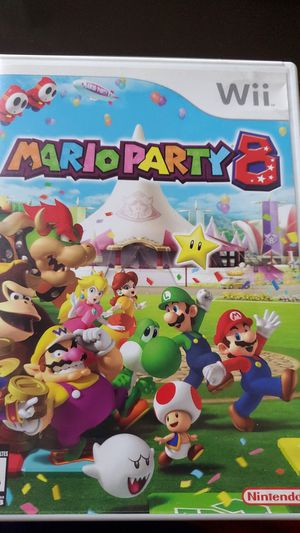 Mario party 8 for Sale in Peachtree Corners, GA