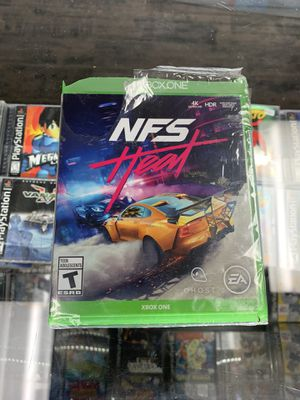 NFS heat $35 Gamehogs 11am-7pm for Sale in East Los Angeles, CA