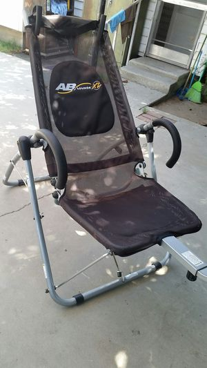 AB EXCERCISE CHAIR ( AB LOUNGE XL ) for Sale in Arcadia, CA
