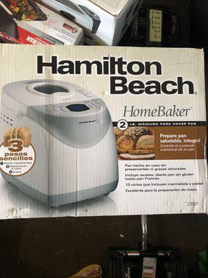 New Hamilton Beach Bread maker for Sale in Alexandria, VA