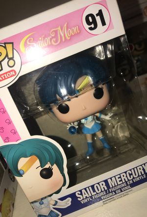 Sailor moon funko pops for Sale in Fort Worth, TX