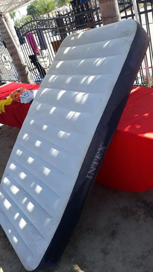 INTEX INFLAME BED for Sale in Fresno, CA