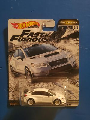 Hot Wheels Fast and Furious Subaru for Sale in Orlando, FL
