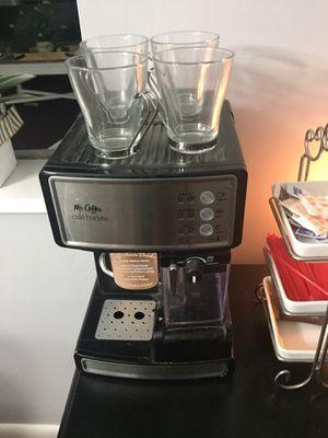 Mr coffee barista BVMC ECM1000 espresso maker for Sale in Woodbridge Township, NJ