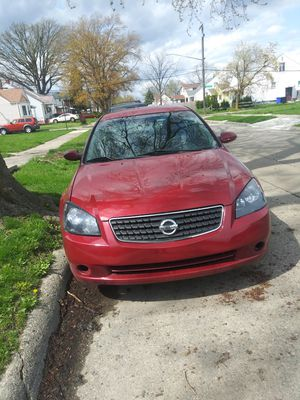 2006 nissan altima for Sale in Detroit, MI