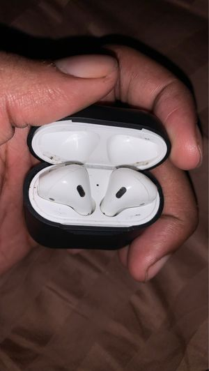 AirPods with case for Sale in Morrisville, PA