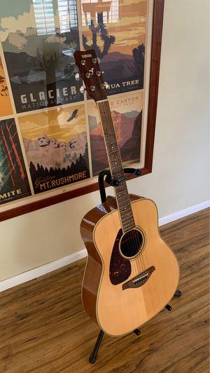 Yamaha FG720SL Left Handed Guitar for Sale in Scottsdale, AZ