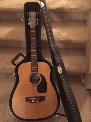 VENTURA 12 string Japanese guitar for Sale in Baltimore, MD