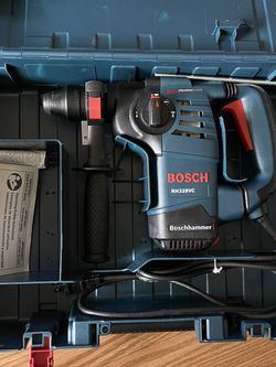 Bosch 1-1/8-Inch SDS Rotary Hammer RH328VC with Vibration Control for Sale in Monterey Park,  CA