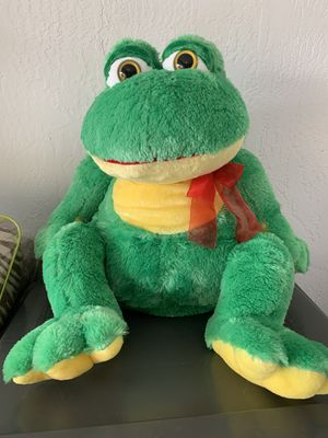 NEW Very Large Stuffed Frog Animal for Sale in Wellington, FL