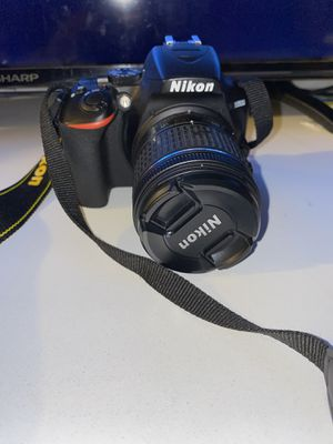 Nikon D3500 for Sale in Westminster, CA