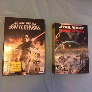 Star Wars PC Games for Sale in Wichita, KS