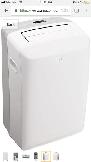 LG Portable AC Unit for Sale in Las Vegas, NV