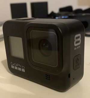 GoPro HERO 8 Black for Sale in Merrimack, NH