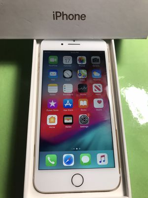 Unlocked iPhone 7 Plus 128GB Gold with Box for Sale in San Jose, CA