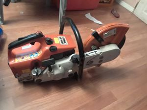 Concrete STIHL saw TS400 works like new. for Sale in Lake Worth, FL