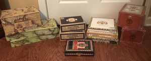 Cigar boxes for Sale in Evansville, IN