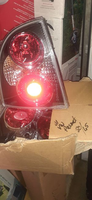 93-98 Volkswagon VW Golf MK3 tail lights for Sale in Rancho Cucamonga, CA