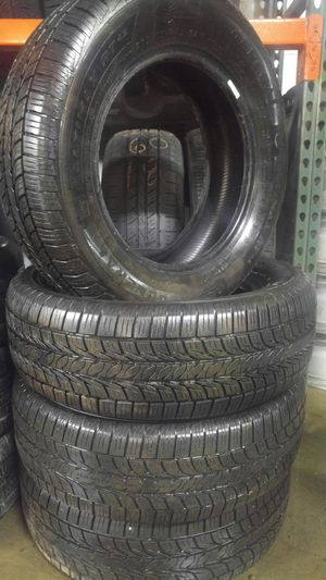 205/65/15 tire set for Sale in Springfield, MA