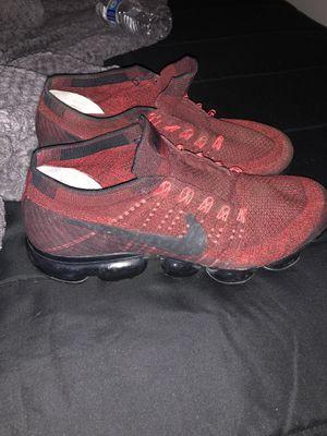 Nike Vapormax Flyknit Burgundy for Sale in Antioch, CA