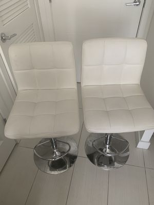 Bar Stools (2) for Sale in Pembroke Pines, FL