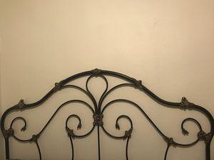 King bed frame for Sale in Abilene, TX
