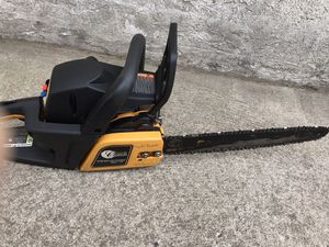 """Poulan 16"""" Chainsaw 38cc with case for Sale in Plymouth Meeting, PA"""