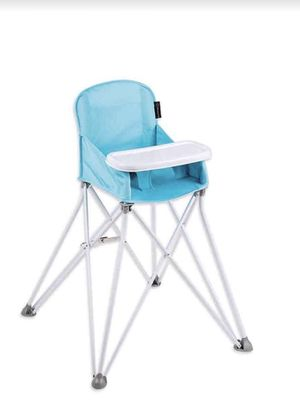 Portable Pop N' Sit high chair for Sale in Queens, NY