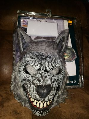 Halloween Wolf Costume for Sale in Snellville, GA