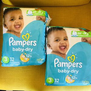 Pampers Diapers for Sale in Silver Spring, MD