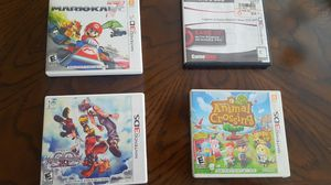 Assorted 3DS Games for Sale in Cumming, GA