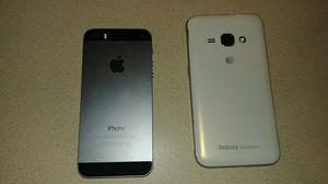 I-Phone 5 & Samsung Galaxy Express 3 for Sale in Seattle, WA