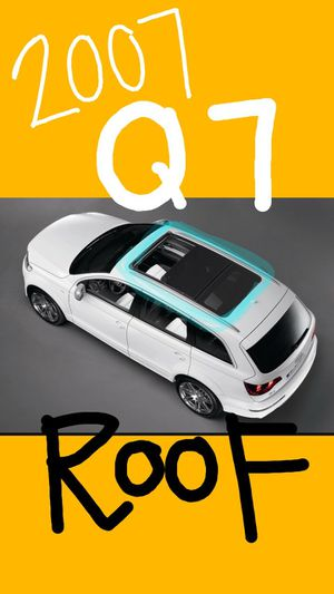 Audi A4 Q7 used parts for Sale in Los Angeles, CA