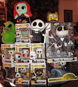 Nightmare before Christmas Funko and more for Sale in Henderson, NV