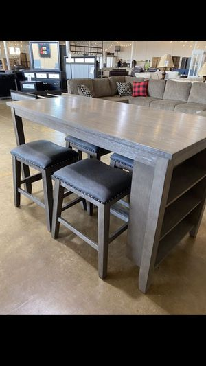 Dining table bar set for Sale in Dallas, TX