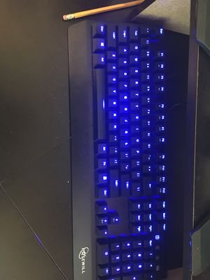 Rosewill RK-9300 Mechanical Keyboard for Sale in Rexburg, ID
