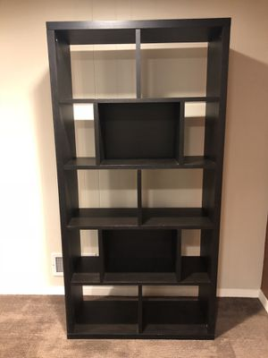 West Elm Wood Bookshelf for Sale in Silver Spring, MD