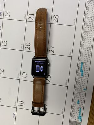 iwatch with 2 bands for Sale in Santa Maria, CA