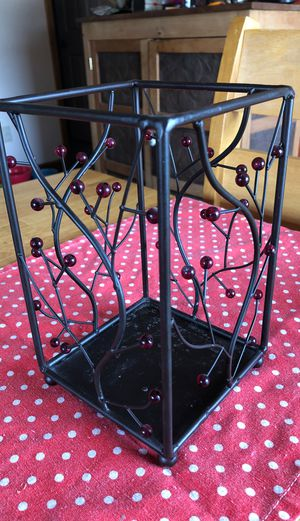 Metal Pillar Candle Holder - for Sale in Barnhart, MO