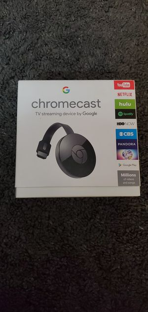 Chromecast for Sale in CTY OF CMMRCE, CA