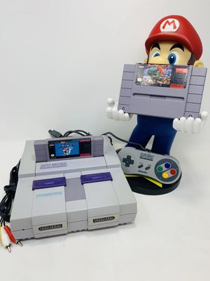 "Super Nintendo Bundle Deal "" SNES"" for Sale in El Monte, CA"