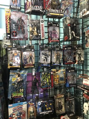 Marvel Select Action Figures 25 to $35 each for Sale in Brea, CA