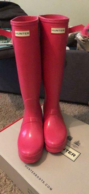 Hunter Rain Boots Sz. 9 for Sale in Clayton, NC